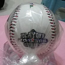棒球天地-------2006中華職棒季後賽紀念球