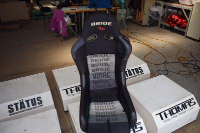 BRIDE VIOS  賽車椅皮革防磨保護套 一組3件式 保護椅子避免磨損