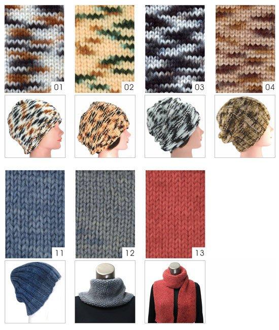 編織SOFT FEATHER S130花紋毛線~帽子、圍巾、包包~進口毛線、手工藝材料、編織工具☆彩暄手工坊☆