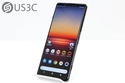 【US3C-高雄店】索尼 Sony Xperia 1 II 5G 256G 6.5吋 空機 4K UHD OLED IP68 二手手機 原廠保固