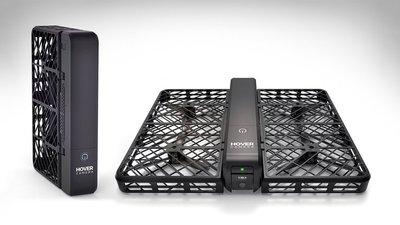 展示機 小黑俠 Hover Camera 可摺疊航拍機 4K