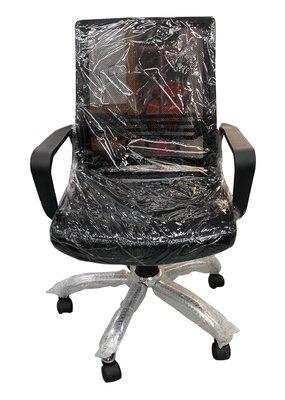 台中二手家具 大里宏品二手家具館 EA-812iJ*全新黑色網OA椅*二手各式桌椅 中古辦公家具買賣 會議桌椅 辦公桌椅