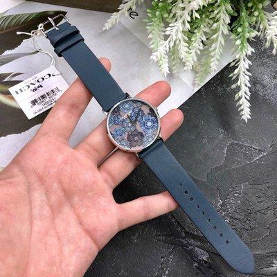 ㊣國際品牌COACH庫㊣COACH 14503241 11月新款【2件免運】茶玫花系列女手錶 真皮腕錶 超薄的石英錶