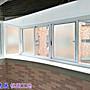 HC鴻展鋁門窗- 陽台凸窗- 店面門窗防盜窗玻璃...