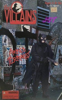 JCT 【清倉】THE VILLAINS—恐怖分子 AMERICA'S FINEST 336015