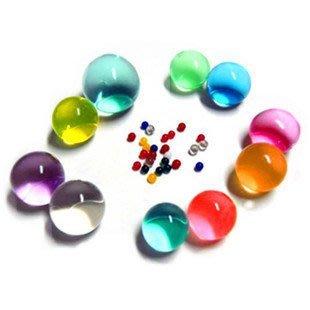 10g裝圓形水晶海洋寶寶 網路最低價 約600顆 水晶泥魔晶土 水晶寶寶 水晶土 水耕土壤種子 取代泥土 水晶球 可挑色