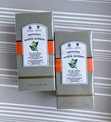 penhaligon's 潘海利根Orange Blossom橙花蜜語淡香水100ml EDT 新包裝免運