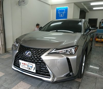 Lexus UX250h-A柱+C柱 汽車隔音條 套裝組【靜化論】