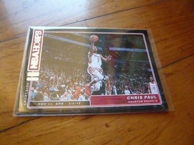 明星球員CHRIS PAUL漂亮特卡一張~25元起標