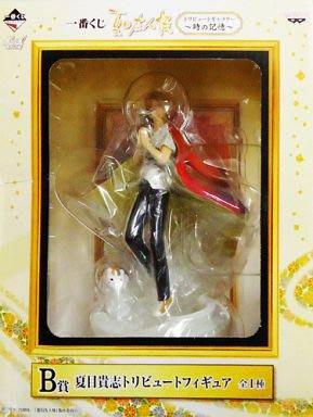 日本正版 一番賞 夏目友人帳 時的記憶 B賞 夏目貴志 公仔 模型 日本代購
