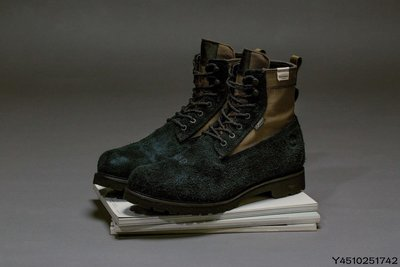 "MADNESS x TIMBERLAND ""ALTERATION"" TYPE-MD02 Vibram® Lug 6吋靴慢跑休閒男女鞋"