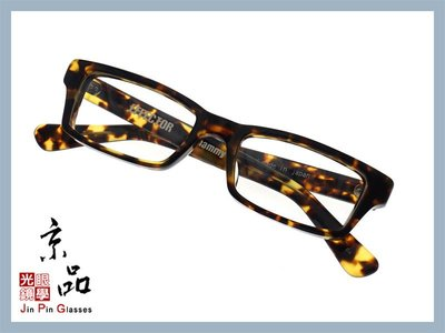 【EFFECTOR】伊菲特 whammy BA 經典玳瑁色  厚板醋酸纖維 日本 手工 光學眼鏡 JPG 京品眼鏡