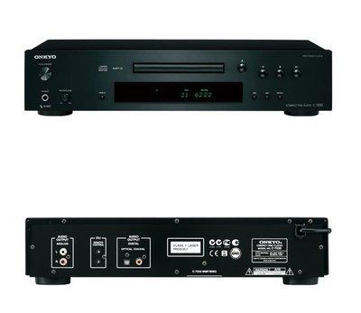 安橋 ONKYO C-7030 CD播放器 另 DX-390 CP-1050 MCA-1120 新店音響
