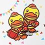 橙子的店 5個價 小黃鴨男生款創意紅包 新年...