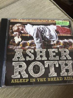 *還有唱片三館* ASHER ROTH / ASLEEP IN THE BREAD A 二手 ZZ0611 (封面底破)