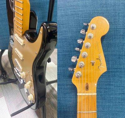 蒂兒音樂 麋先生同款 fender 美場 deluxe stratocaster 電吉他 單單雙 二手 50th 週年琴
