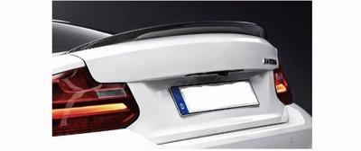 DJD19042640 BMW F22 2系列 P款 PERFORMANCE 碳纖維 CARBON 卡夢 尾翼