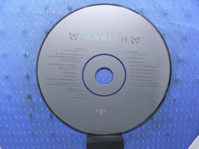 [無殼光碟]JR Mariah Carey  #1's [Import Bonus Tracks]