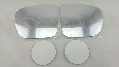 *HDS*現代 IX-35 IX35 (10- 13) 白鉻鏡片(一組 左+右 貼黏式) 後視鏡片 後照鏡片 後視鏡玻璃