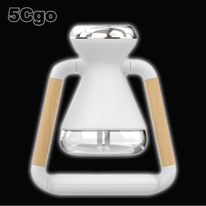 5Cgo【智能】加濕充電二合一創意禮品辦公室桌面迷你USB加濕器家用靜音辦公桌面小型孕婦嬰兒空氣淨化噴霧 含稅