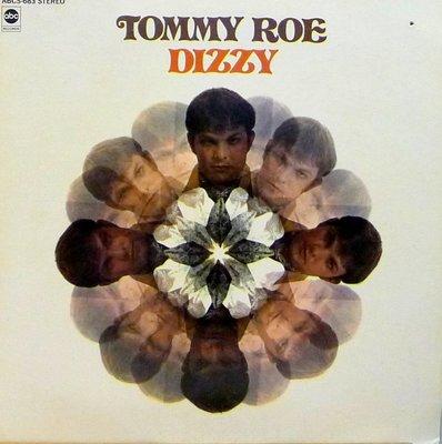 §小宋唱片§ 美版/Tommy Roe-Dizzy/二手西洋黑膠