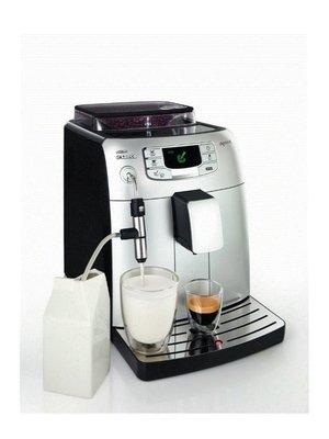 Philips Saeco 飛利浦 全自動咖啡機 義式咖啡機 咖啡機 全自動義式咖啡機 Intelia 加贈進口奶泡噴頭 二手