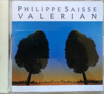 《絕版專賣》Philippe Saisse 菲力普賽斯 / Valerian 爵士鋼琴 (日本版.無IFPI)