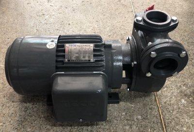 【川大泵浦】春井牌 2HP 750 (東元馬達) 單相 雙段高速泵浦 高速抽水機 (陸上抽水機) 大水量、高揚程