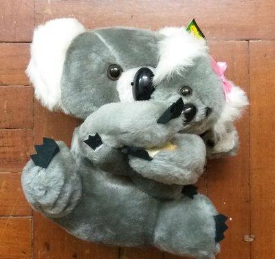 紐西蘭製造樹熊毛公仔 一套兩款不同造型 (附送紐西蘭製造 綿羊毛公仔)
