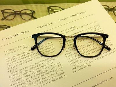 YELLOWS PLUS   #日本手工眼鏡 #手工眼鏡
