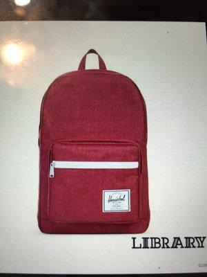 【海洋之心二館】加拿大Herschel Supply Co Pop Quiz backpack 拼接雙肩包