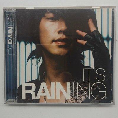 鄭智薰 RAIN It's Raining
