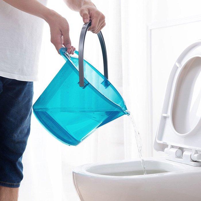 品如衣櫃 洗衣袋 地球儀  居家家 加厚大號手提水桶家用拖把桶 洗車桶子儲水桶洗衣桶塑料桶
