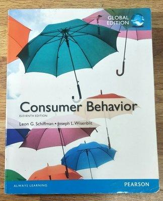 Consumer Behaviour 11e SCHIFFMAN PEARSON 9780273787136 八成新