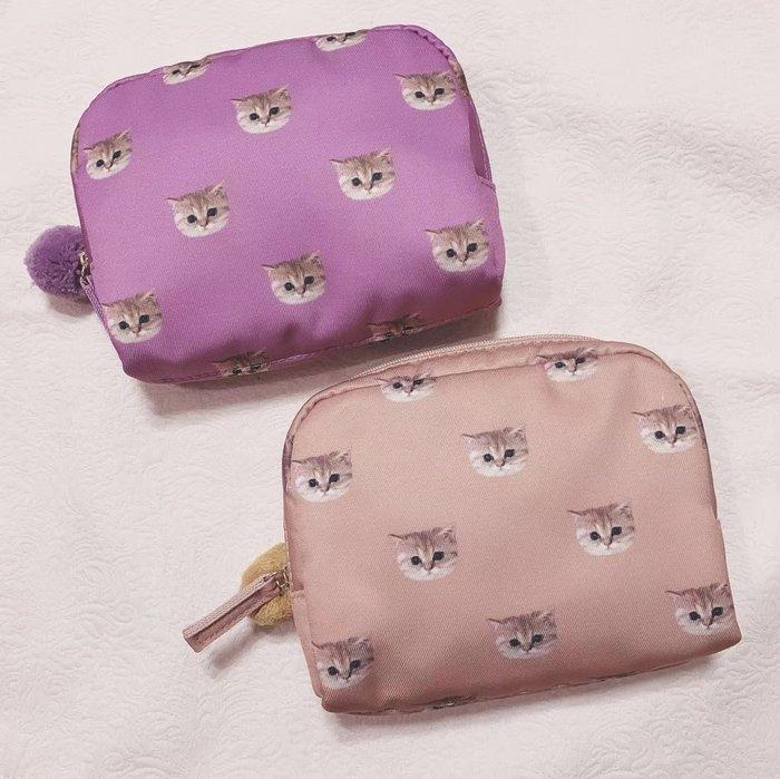 ☆Juicy☆日本 PAUL & JOE 貓咪 太空 火箭 收納包 小物包 化妝包 手拿包 筆袋 萬用包