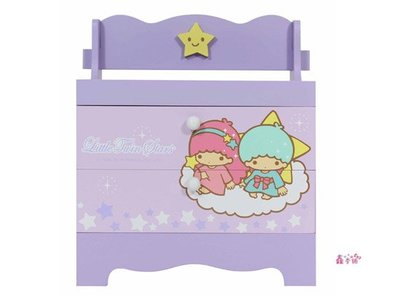 鑫本舖雙子星繽紛 收納盒 置物盒 小物盒 飾品盒