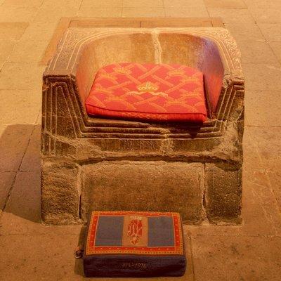 傳統北歐實木手工椅