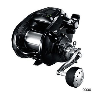 北海岸釣具 SHIMANO ForceMaster 9000   電動捲線器 小搞搞 鐵板  另有3000/6000