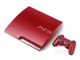 賣ps3 Red主機有2手制 一紅一藍 送多隻高達game比你