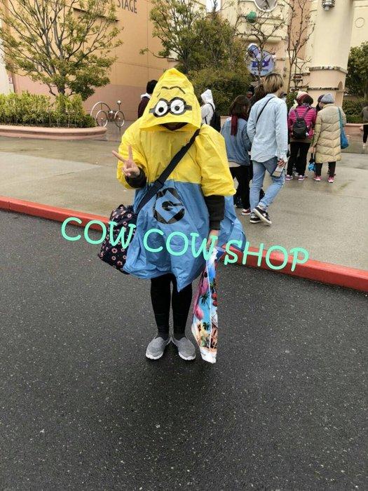 (現貨商品) **日本空運代購 環球影城下雨天限定款 兒童專用雨衣