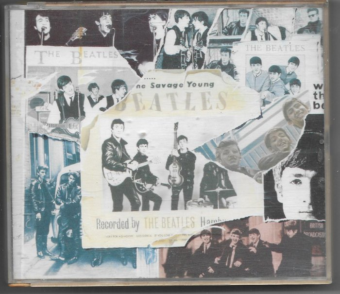 The Beatles / Anthology 1 / Free As A Bird / 二手