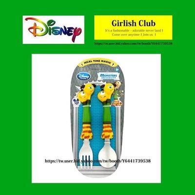【Girlish Club】dsney terry & terri 怪獸大學湯匙叉子泰瑞(c216)gap二五一元起標