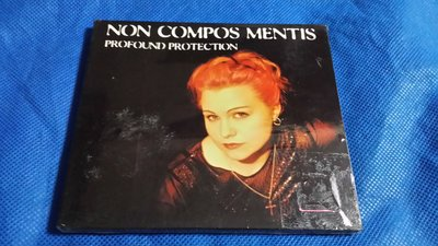 R西洋女(全新未拆CD)NON COMPOS MENTIS~PROFOUND PROTECTION