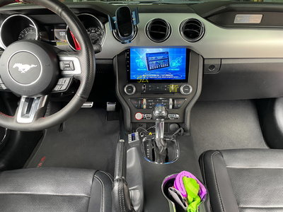 Ford 福特 野馬 Mustang Android TS10 6+128 安卓版專用主機 GPS/導航/藍芽/WIFI