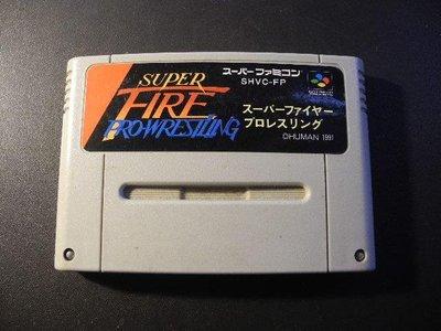 Super Fire Pro Wrestling 超火爆摔角女王 │Super Famicom│編號:G3