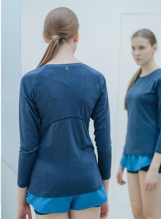TuTu瑜珈精品╭☆MACACA【BNT345 星雨速乾訓練衣(無胸墊) 】瑜珈上衣/韻律上衣/健身