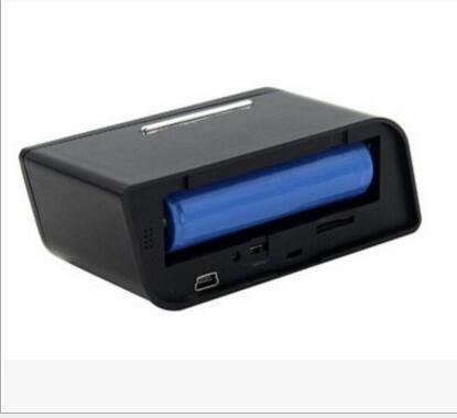 【保固最久 品質最佳】1080P 針孔 電子時鐘 網路 無線 監控 遠程 遠端 手機 /針孔攝影機/監聽器/竊聽器