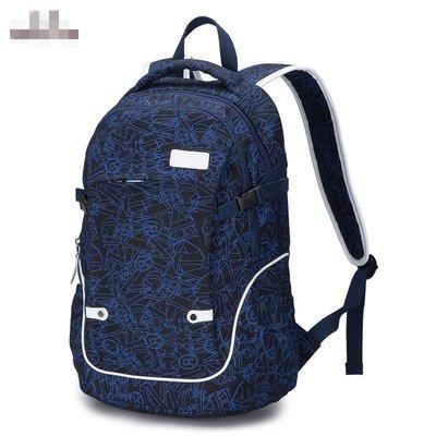 【優上精品】雙肩包男韓版帆布休閒包男士背包戶外旅行包大學生書包電腦包(Z-P3224)