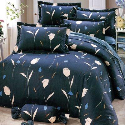 單人涼被4x5尺100%精梳棉-鬱金香-台灣製 Homian 賀眠寢飾