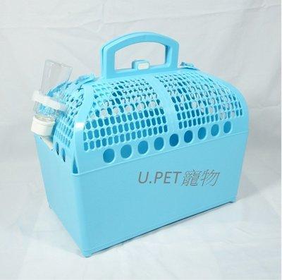 【優比寵物】皇冠ACEPET寵物郊遊籠/水瓶籃/輕便提籃/運輸籠/軟式提籠NO.623<優惠價>台灣製造-